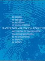 Plan de normalización lingüística